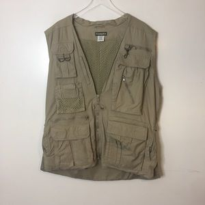 Campco Original Safari Photographer Vest. Large